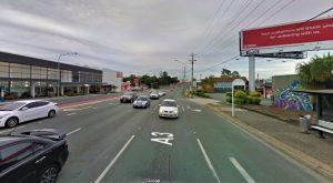 Gympie Road at Kedron Among Brisbane's Crash Hotspots in 2019